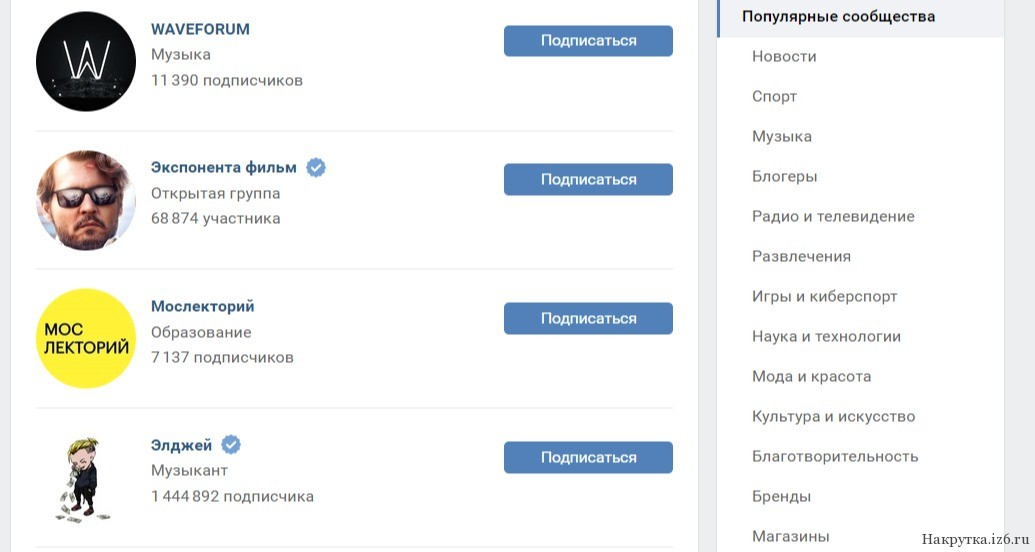 Как раскрутить группу ВК (Вконтакте) с нуля